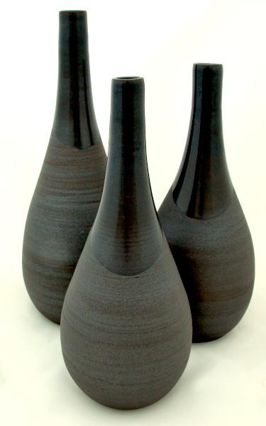 zwarte-vazen-maanpot-keramiek